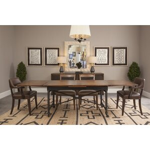 Joan Refectory Extendable Dining Table by Gracie Oaks