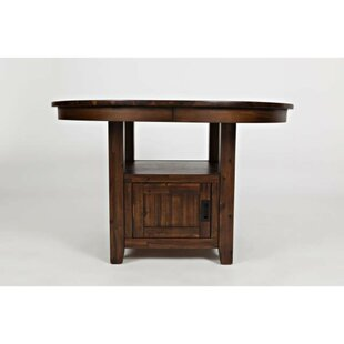 Mund Solid Wood Dining Table