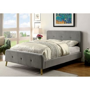 Latitude Run Lanell Upholstered Platform Bed