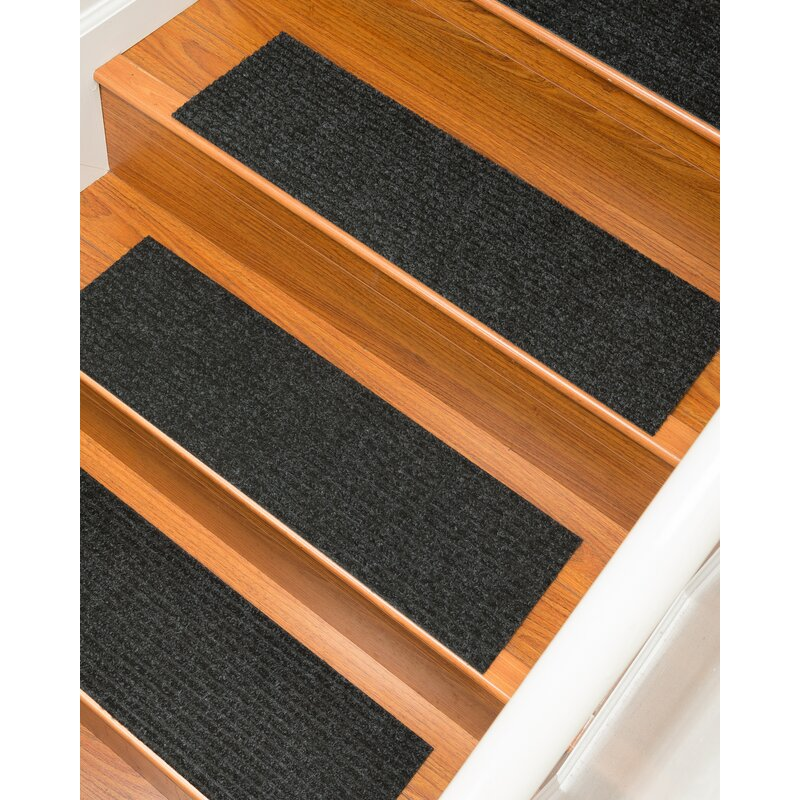 Latitude Run Schiffer Charcoal Stair Tread