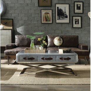 Mavis Leather Sofa