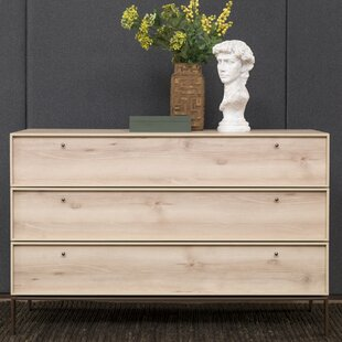 Langley Street Braydon 3 Drawer Chest