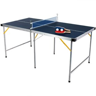 Table Tennis Ping Pong Tables Youll Love Wayfair