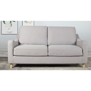 Holmdel 2 Seater Fold Out Sofa Bed By Ebern Designs