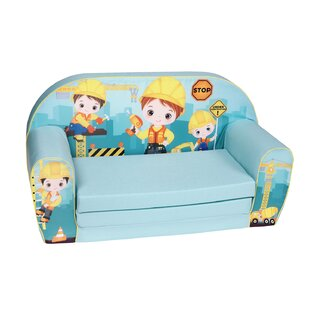 Benny Sofa Bed By Zoomie Kids