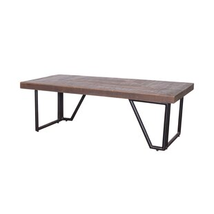 Bilodeau Mixed Wood Coffee Table
