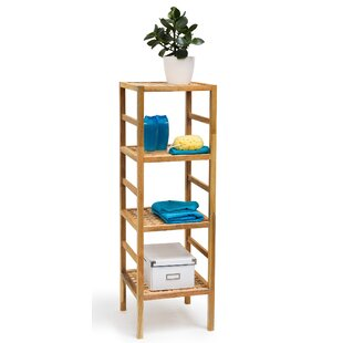 Arline 35.5cm X 117cm Freestanding Shelving By Brambly Cottage