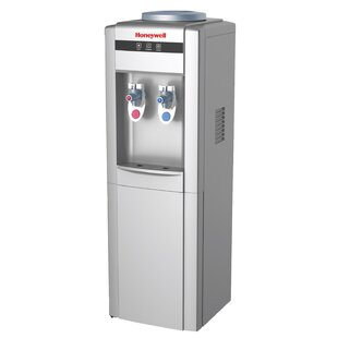 Honeywell Free-Standing Hot and Cold Electric Water Cooler