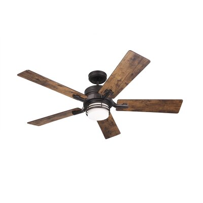 Oil Rubbed Bronze Ceiling Fans You Ll Love In 2020 Wayfair