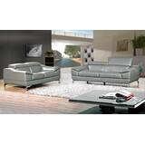 Richert 2 Piece Leather Living Room Set by Orren Ellis