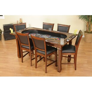 Burlington 3 Craps Table Set By American Heritage