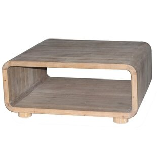 Union Rustic Bos Coffee Table