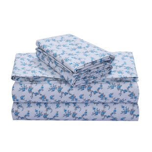 Isabel 100% Cotton Flannel Sheet Set