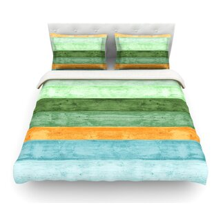 Beach Wood by Monika Strigel Featherweight Duvet Cover