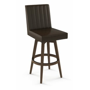 Gena 26 Swivel Bar Stool Brayden Studio