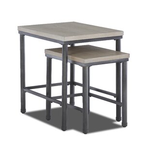 Kori 2 Piece Nesting Tables by Williston Forge