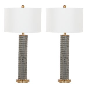 Lombard 80cm Table Lamp (Set of 2)
