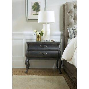 Loon Peak Darien 3 Drawer Nightstand Hot Furniture
