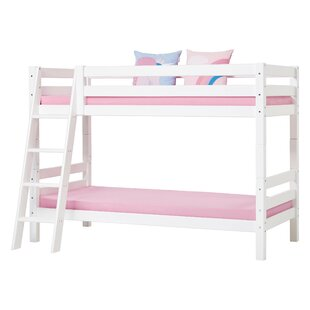 Premium Single Bunk Bed With Ladder By Hoppekids