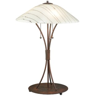 Metro Fusion Branches 26.5 Table Lamp