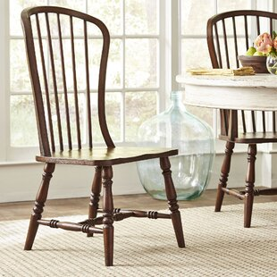 Abbott Solid Wood Dining Chair by Birch L..