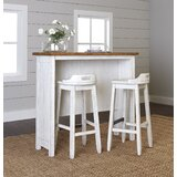 Trisha Yearwood Home Country Line Bar Kitchen Island by Trisha Yearwood Home Collection