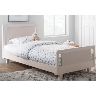 Online Reviews Hudson Twin Platform Bed By babyletto