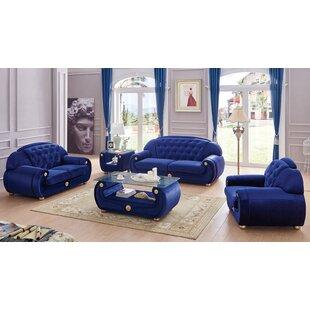Alleyne Configurable Living Room Set