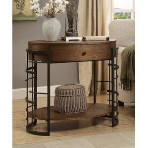 Anawalt 1 Drawer End Table by Gracie Oaks