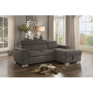 Coury Sectional Chaise Bed Living Room Set