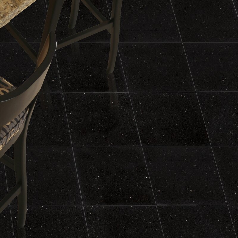 Black Floor Tiles The Tile Home Guide