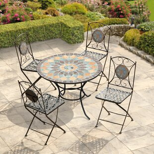 Boudreaux 2 Seater Bistro Set By Sol 72 Outdoor