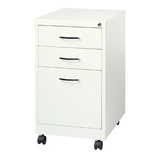 Price comparison Harton 3 Drawer Vertical File by Symple Stuff