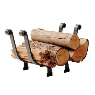 USA Handcrafted Basket Log Rack by Enclume