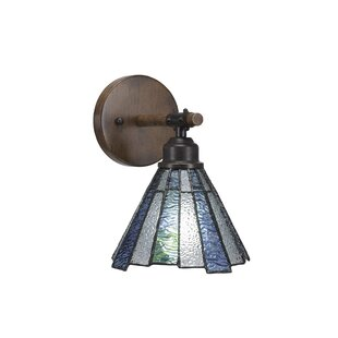 Loon Peak Pujari 1-Light Armed Sconce
