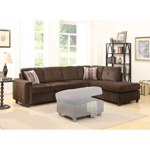 Red Barrel Studio Nasrah Sectional