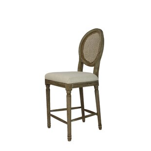 Reviews Auclair 24 Bar Stool (Set of 2) by One Allium Way Reviews (2019) & Buyer's Guide