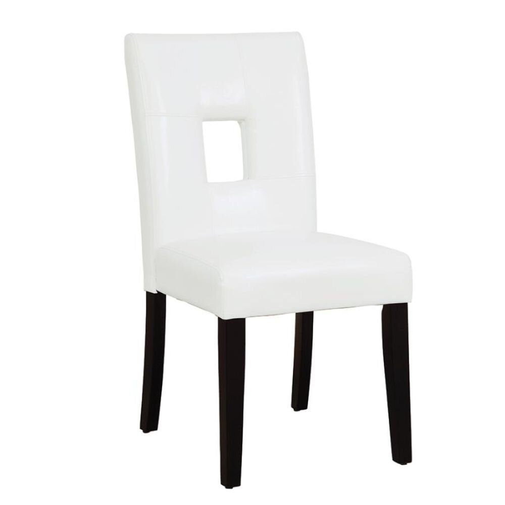 White Brayden Studio Kitchen Dining Chairs You Ll Love In 2021 Wayfair