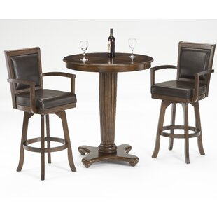 Kilkenny 3 Piece Pub Table Set DarHome Co