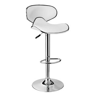 Lucht Height Swivel Bar Stool by Brayden Studio
