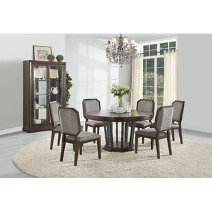 Bloomington 7 Piece Dining Set Foundry Select