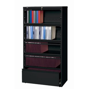 Severus Wide Commercial Lateral Files Open Filing Unit