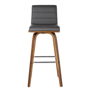Denise 26  Swivel Bar Stool  sc 1 st  AllModern & Modern Grey Bar Stools + Counter Stools | AllModern islam-shia.org