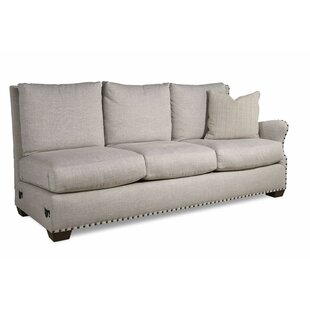 Shop Wythe Right Arm Facing Sofa by Canora Grey