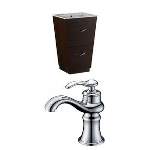 Vee 24 inch  Single Bathroom Vanity Set
