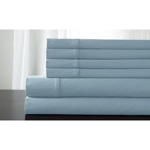 Elite Home Products Camden 350 Thread Count 100% Cotton Sheet Set