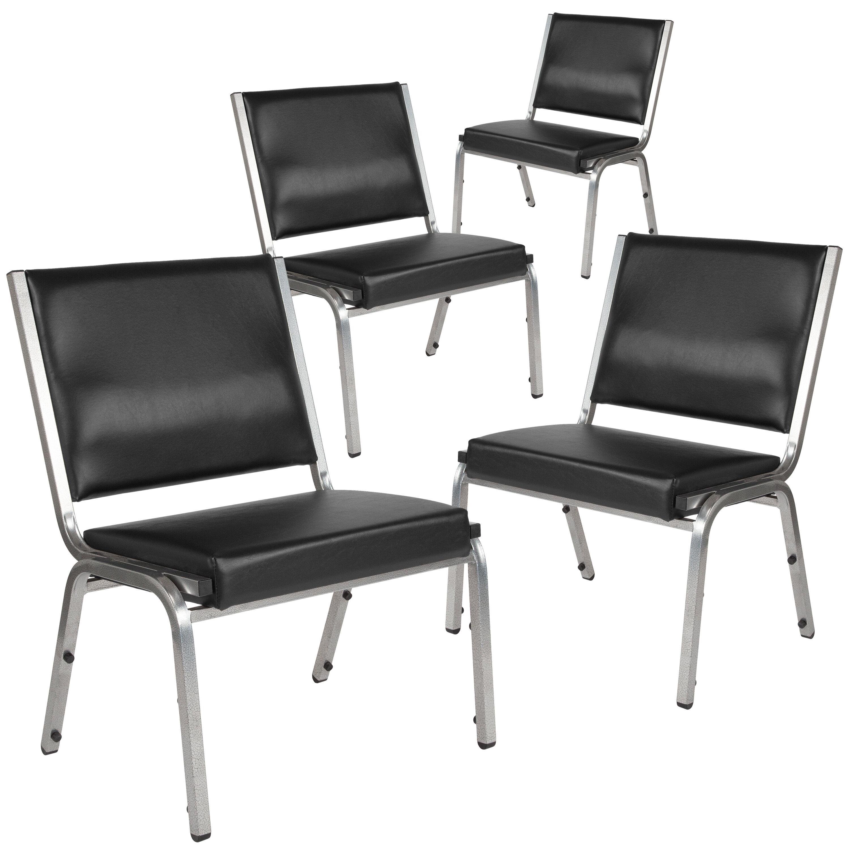 Ebern Designs Macarthur Armless Stackable Chair Wayfair Ca