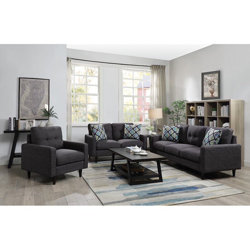 Ivy Bronx Lanny Configurable Living Room Set
