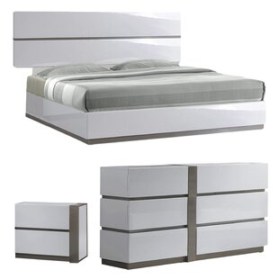 Manila Platform Configurable Bedroom Set