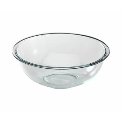 bafae127c93 Prepware 4 Qt Mixing Bowl in Clear. By Pyrex